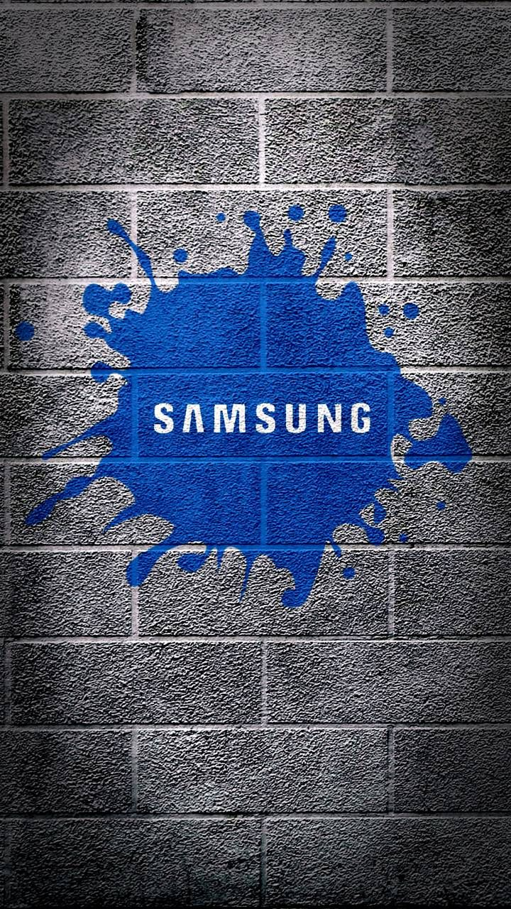 Samsung Logo Wallpaper Hd 720x1280 Download Hd Wallpaper Wallpapertip