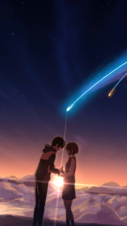 Romantic Anime Wallpapers For Phone - 540x960 - Download ...