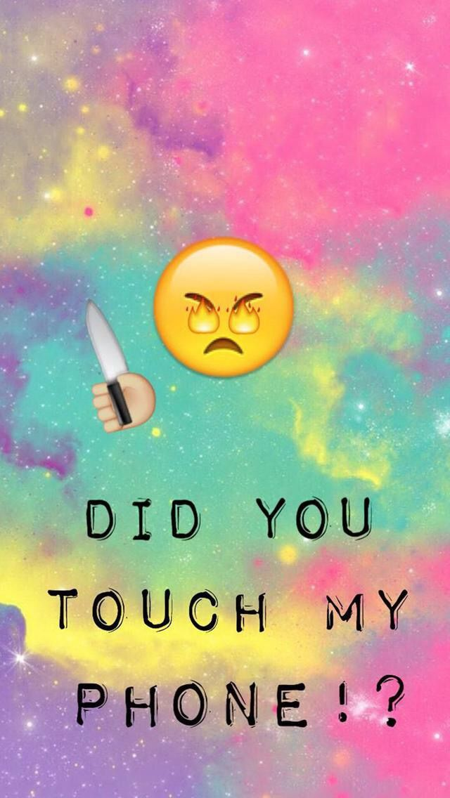 Wallpaper For My Phone Cute Wallpapers Dont Touch My Phone 640x1136 Download Hd Wallpaper Wallpapertip Girly lock screen wallpaper with quotes. cute wallpapers dont touch my phone