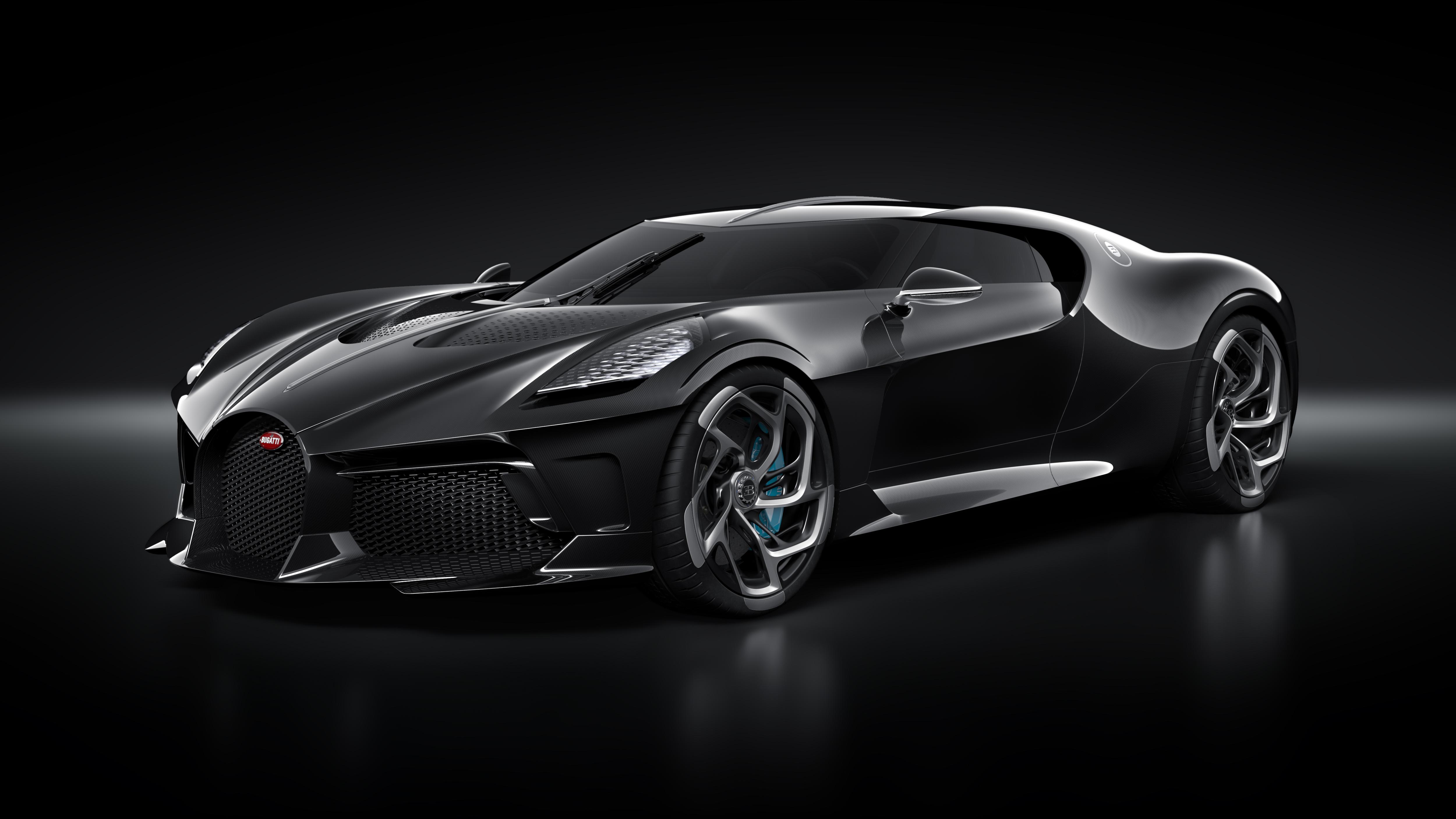 Bugatti La Voltaire Noire Fond D Ecran 4k 3840x2160 Wallpapertip