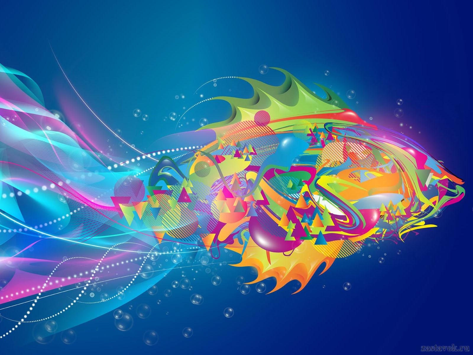 ラップトップのための素晴らしいカラフルな壁紙 無料の壁紙 1600x10 Wallpapertip