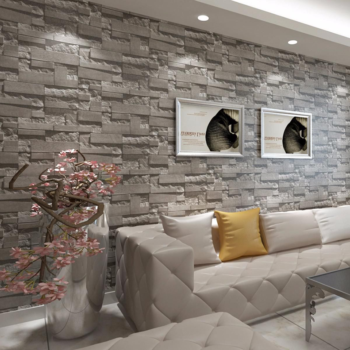 Brick Wall Paper For Living Room 1200x1200 Download Hd Wallpaper Wallpapertip
