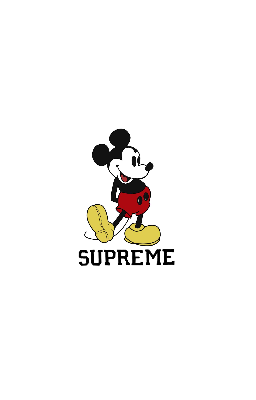Supreme Cartoon Wallpaper Iphone 1920x3000 Download Hd