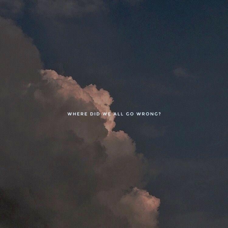 Sad Quotes About Clouds Sad Wallpaper Wallpaper Quotes Instagram Sad Aesthetic Captions 750x749 Download Hd Wallpaper Wallpapertip