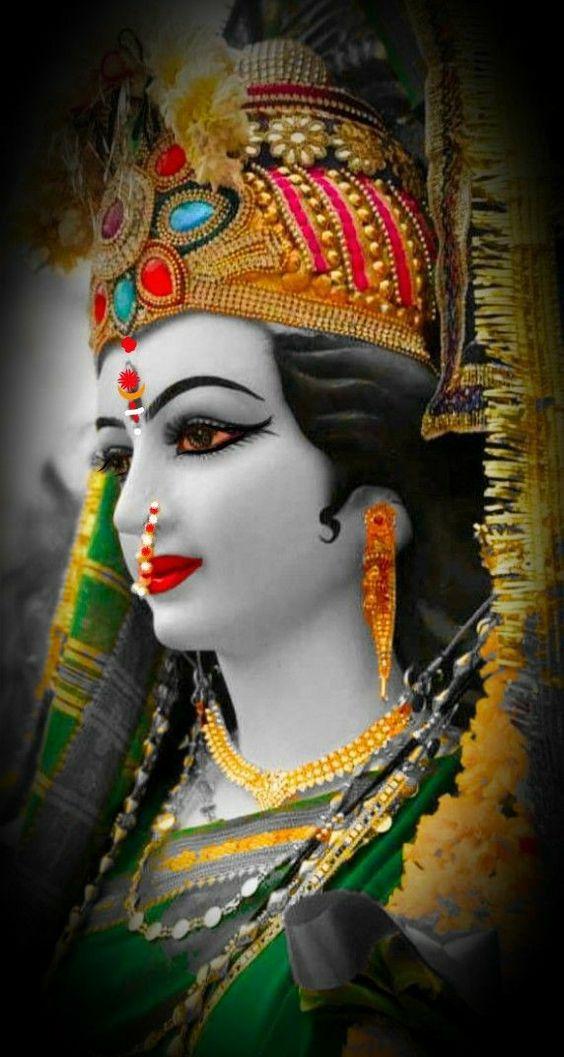 Maa Durga Wallpaper Hd Durga Maa Image Hd 2019 564x1057 Download Hd Wallpaper Wallpapertip
