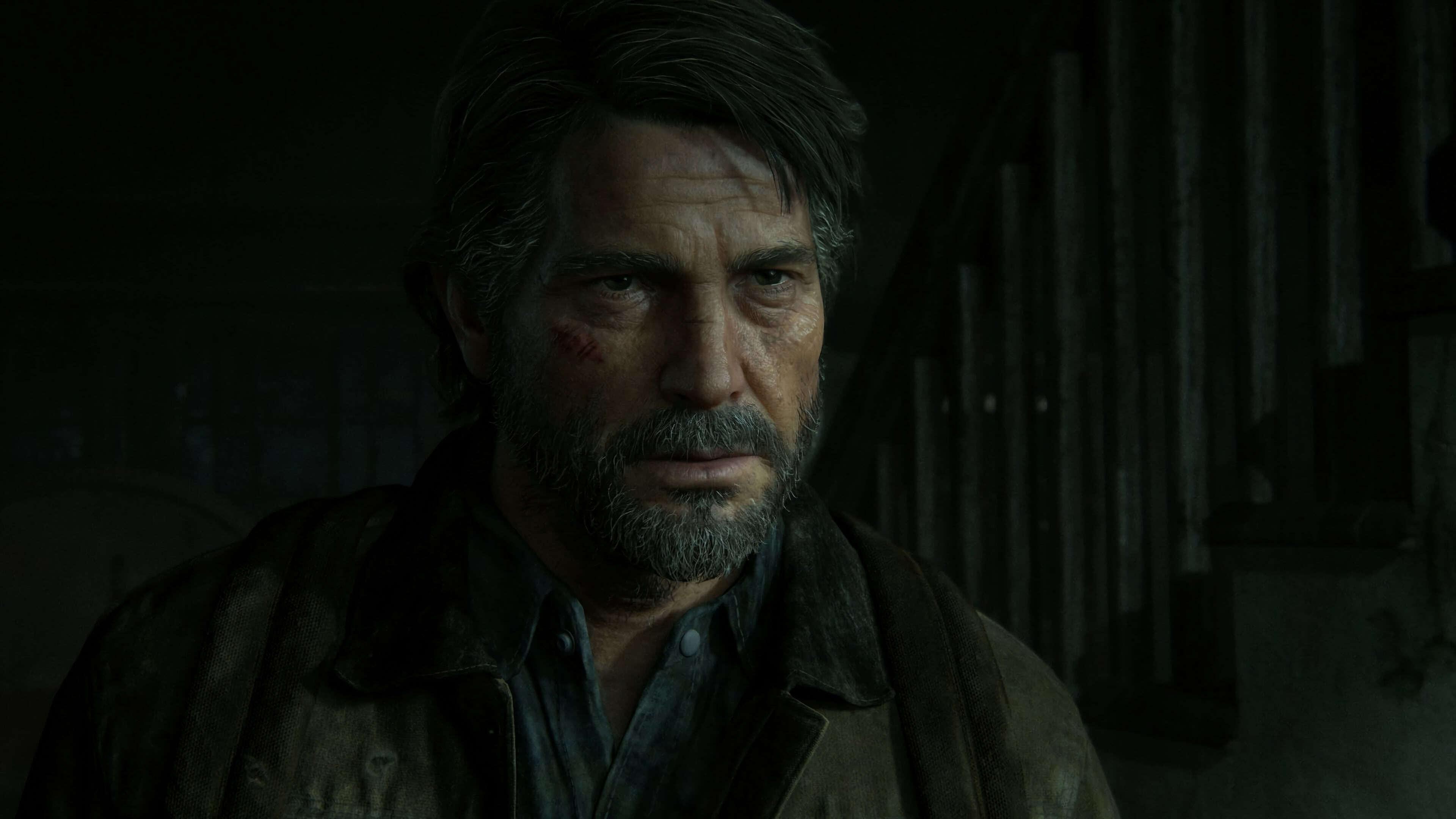 The Last Of Us Part 2 Joel Uhd 4k Wallpaper Last Of Us 2 Wallpaper Latest 3840x2160 Download Hd Wallpaper Wallpapertip