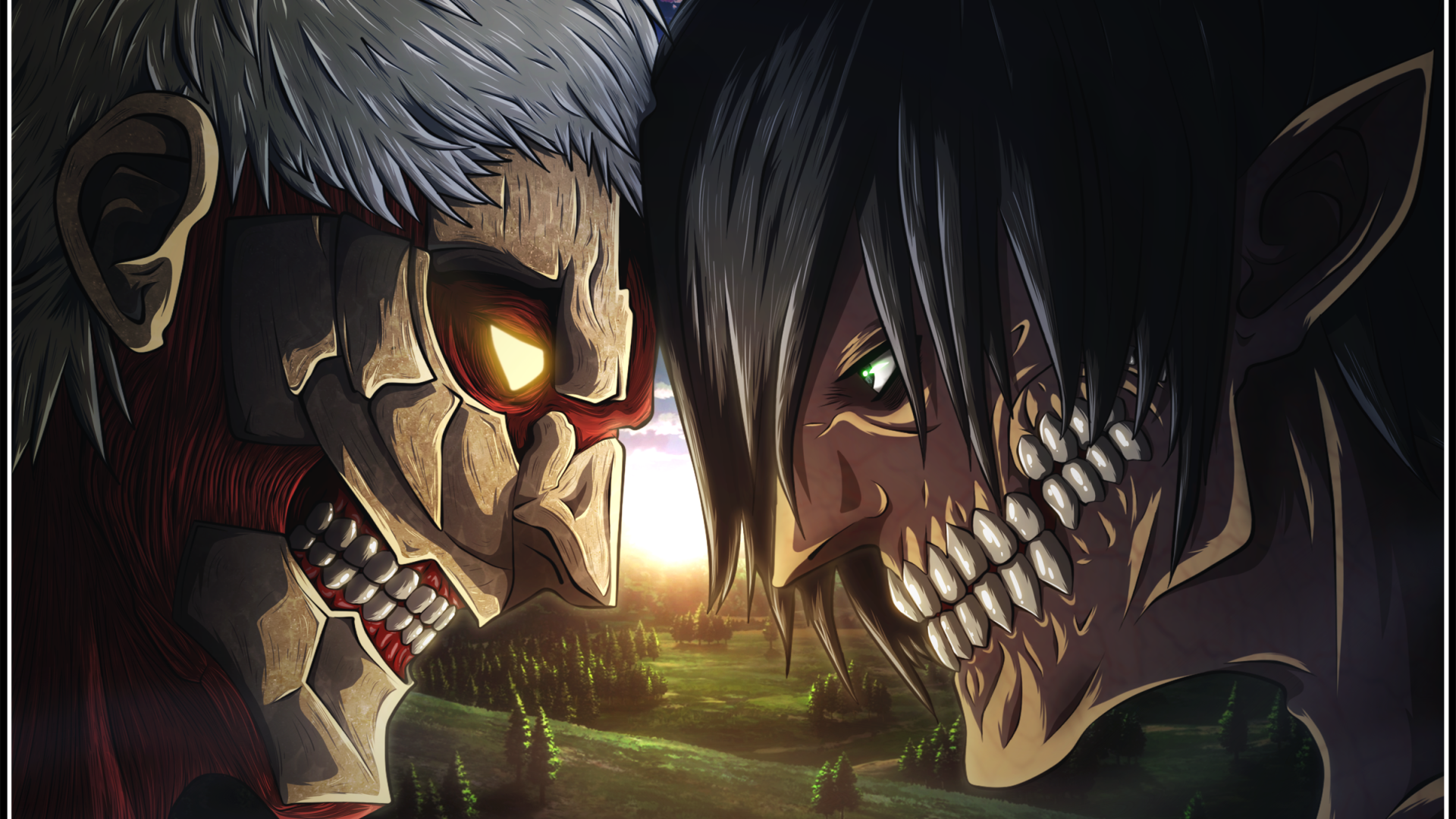 Hd Anime Attack On Titan 1920x1080 Download Hd Wallpaper Wallpapertip