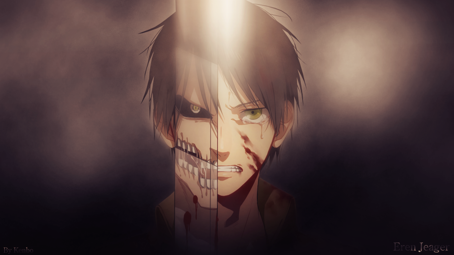Attack On Titan Jaw Titan 1920x1080 Download Hd Wallpaper Wallpapertip