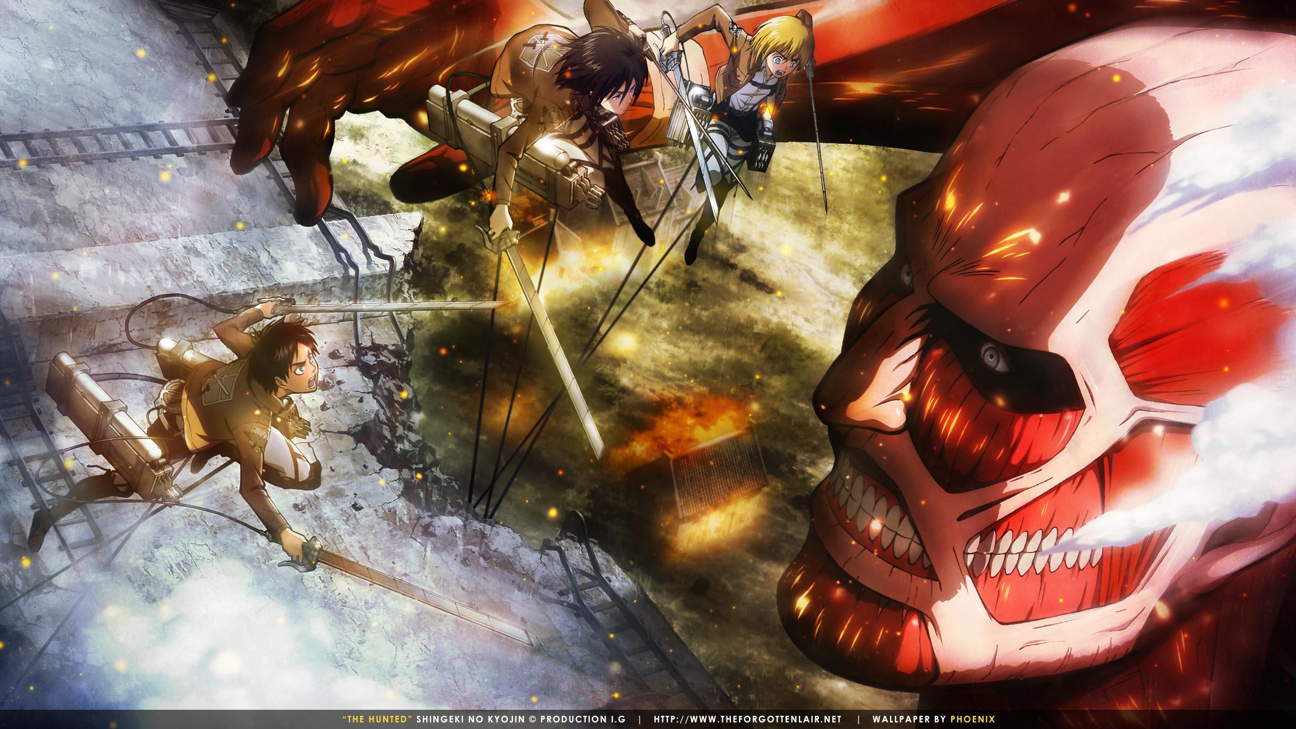 Hajime Isayama Production I Attack On Titan Wallpaper 1920 X 1080 1920x1080 Download Hd Wallpaper Wallpapertip