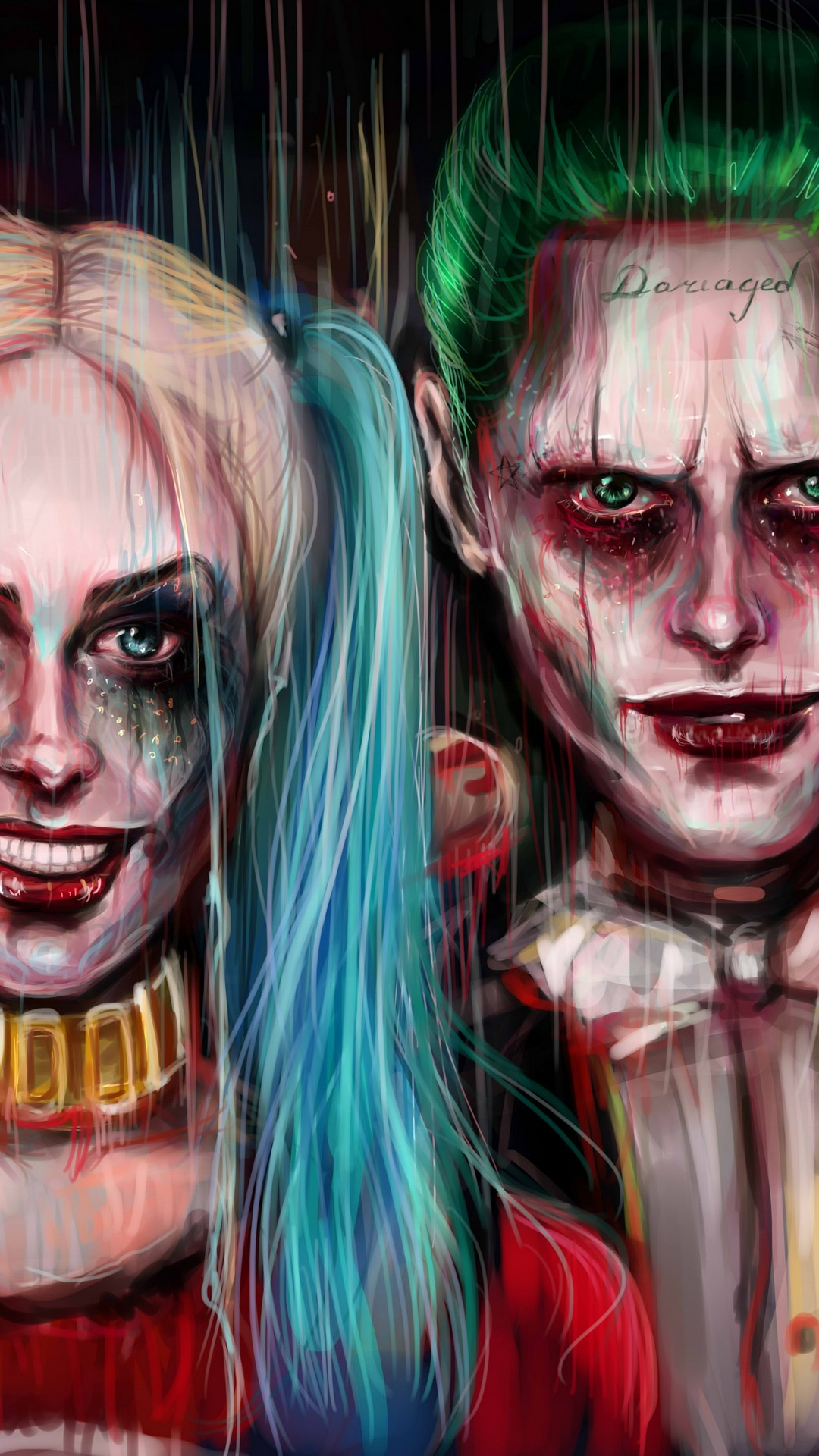 Harley Quinn Wallpaper 1080x1920 Download Hd Wallpaper Wallpapertip