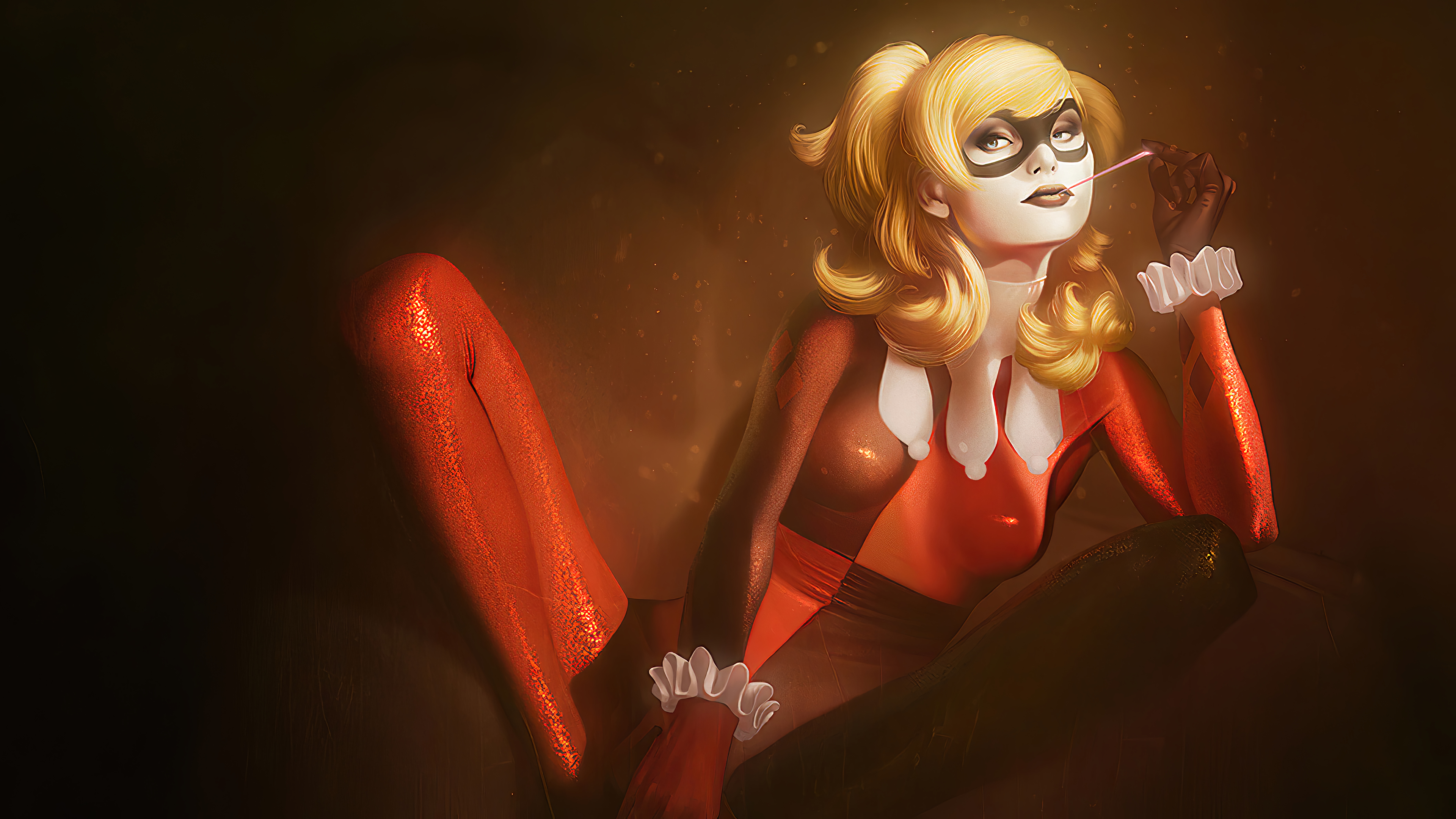 Harley Quinn Wallpaper 4k 3840x2160 Download Hd Wallpaper Wallpapertip