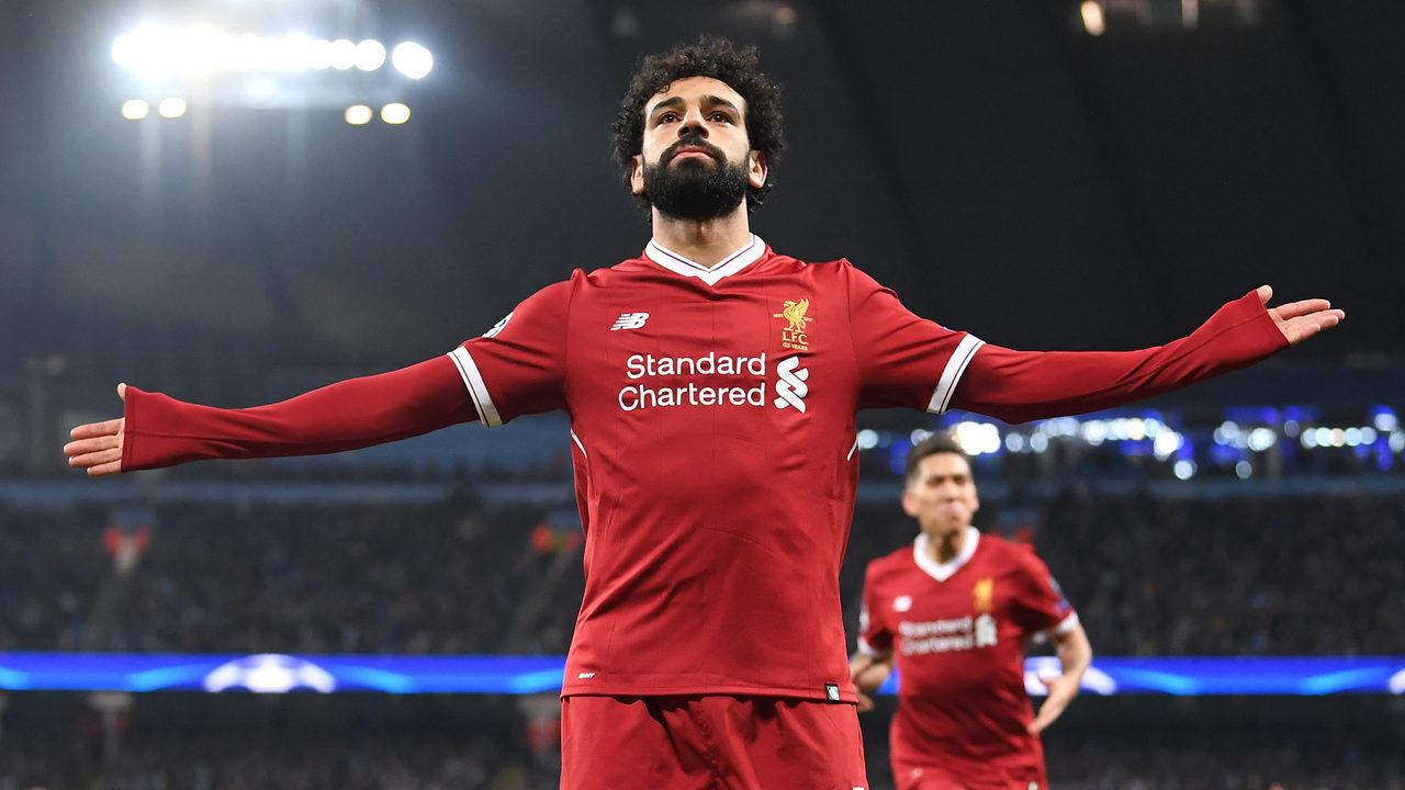 Mohamed Salah Wallpaper Hd Photo Liverpool Football Man City 1 2 Liverpool 1280x720 Download Hd Wallpaper Wallpapertip