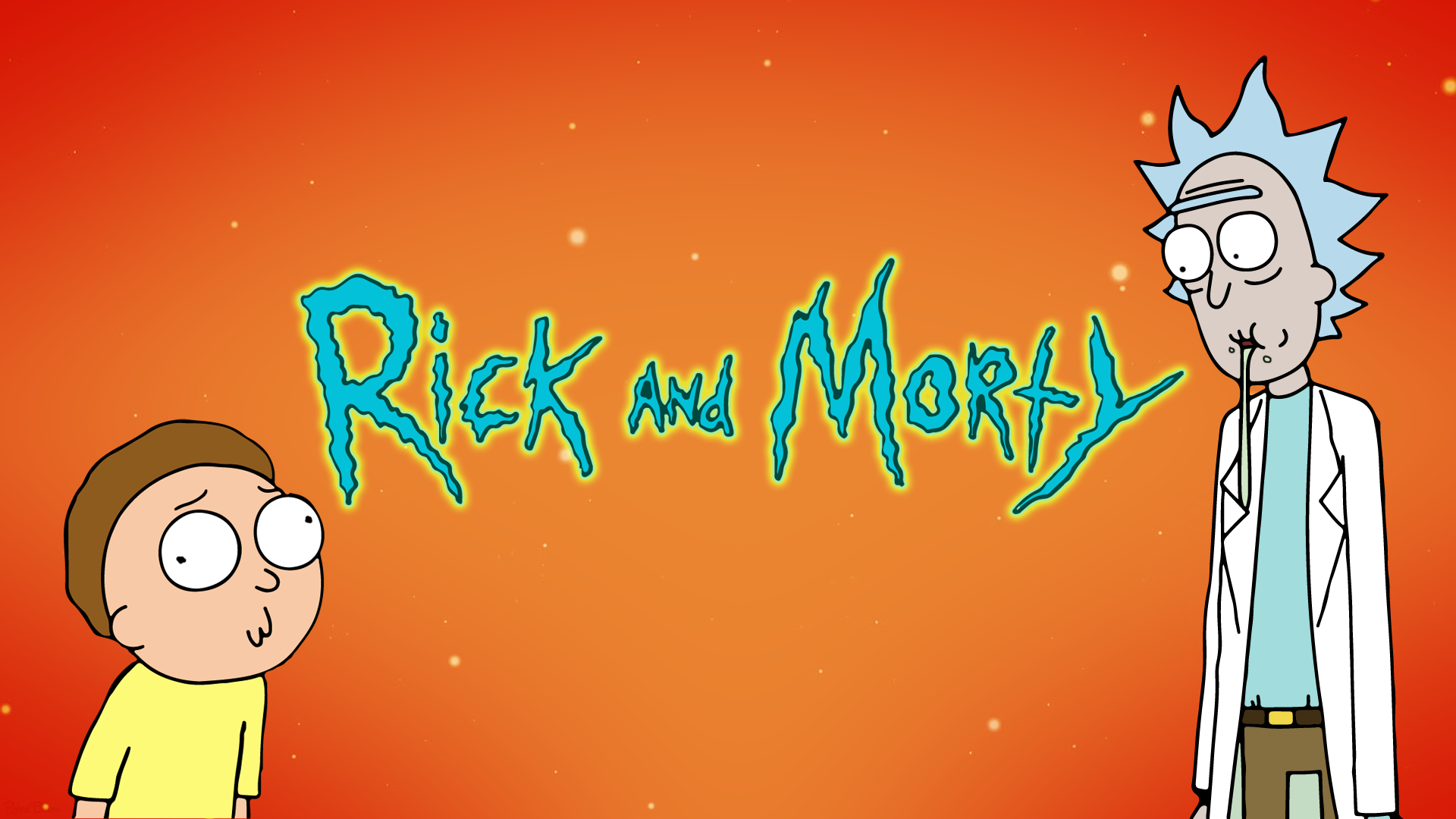 Rick And Morty Cover 1920x1080 Download Hd Wallpaper Wallpapertip