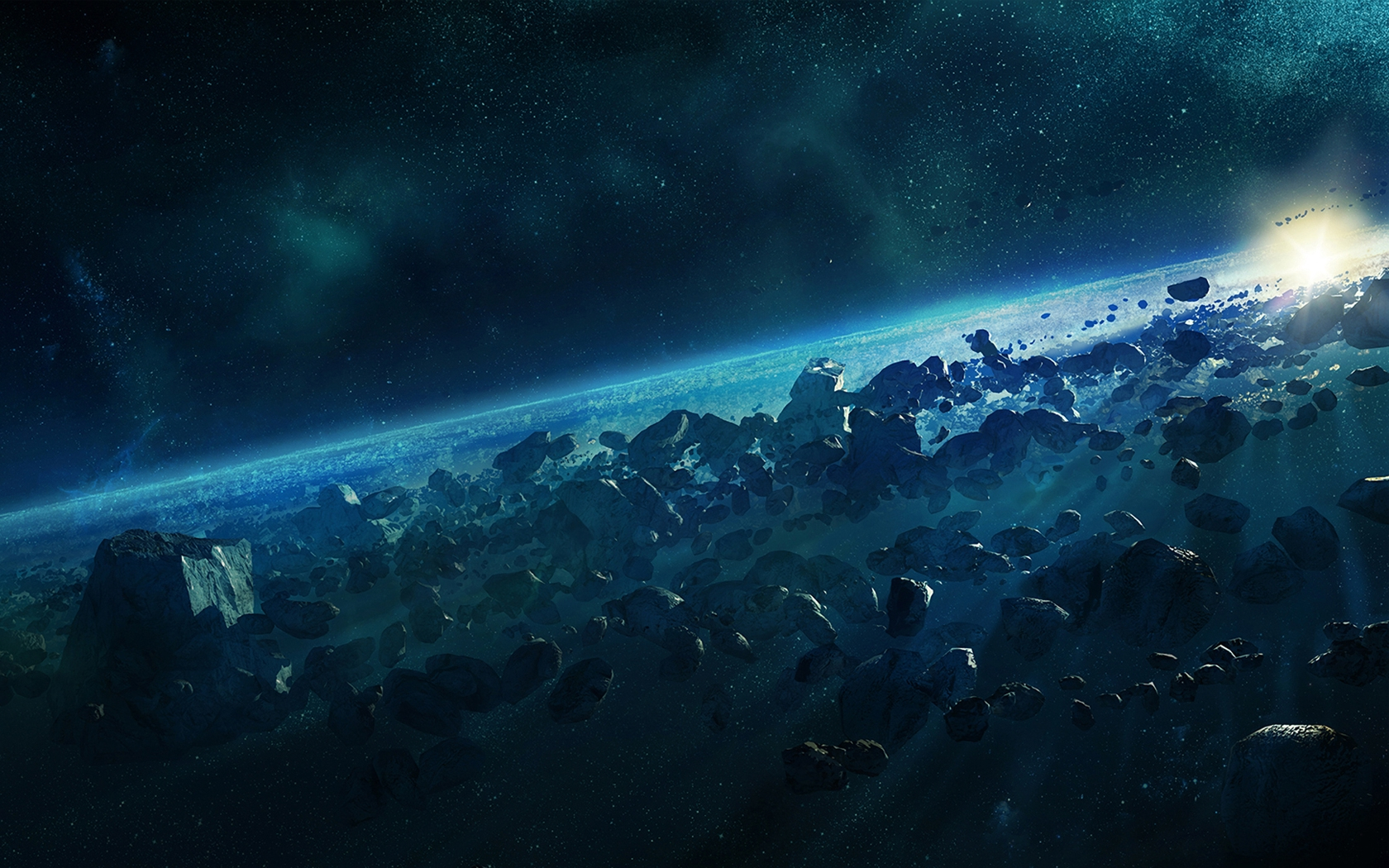 Sf小惑星帯 最高の壁紙17 1680x1050 Wallpapertip
