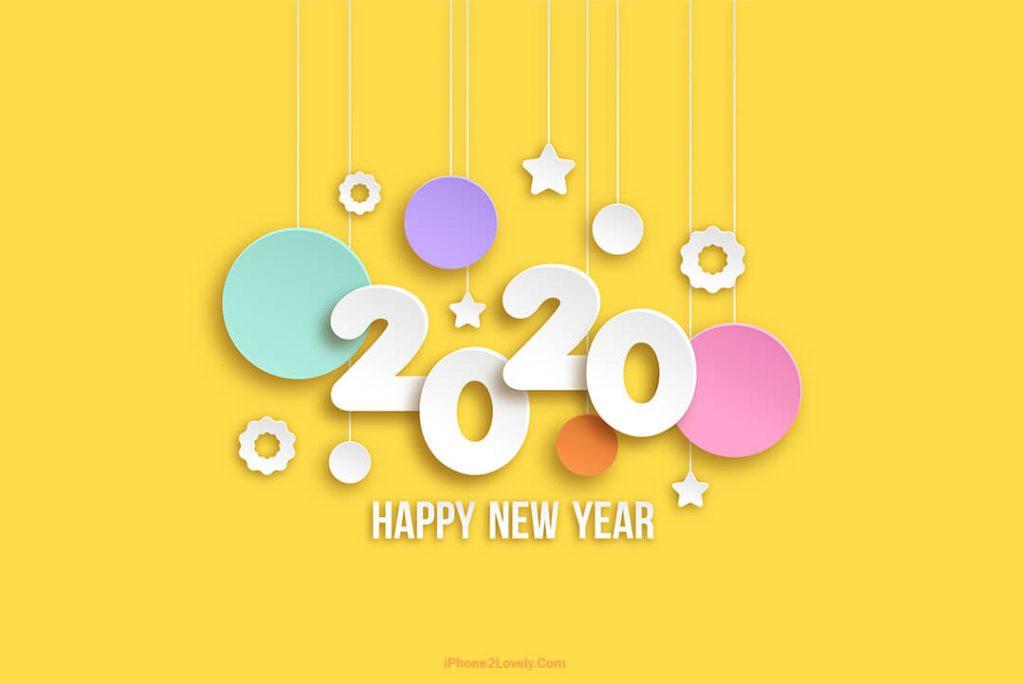 Best Happy New Year 2020 Hd Wallpaper Happy New Year 2020 Dp 1024x683 Download Hd Wallpaper Wallpapertip