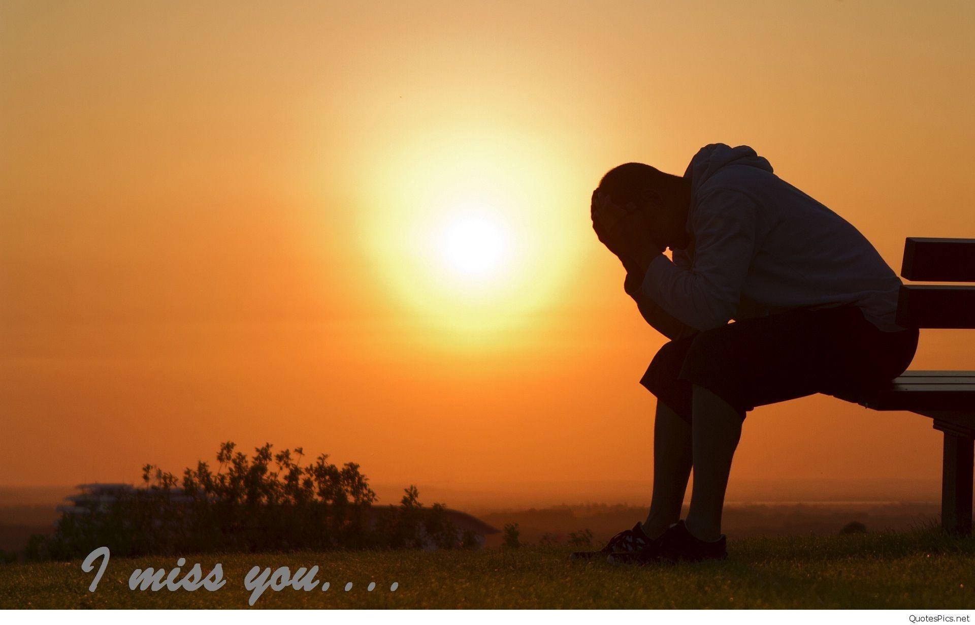 Miss You Sad Boy Hd 1920x1230 Download Hd Wallpaper Wallpapertip