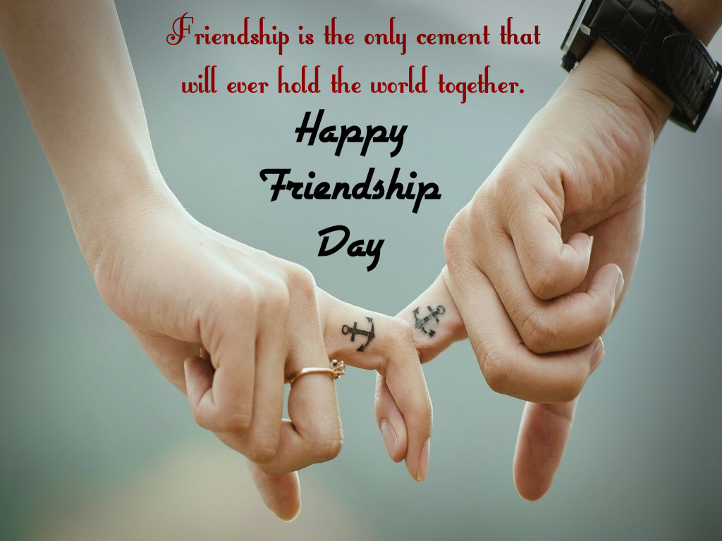 Friendship Day Date 2018 - 1024x768 ...