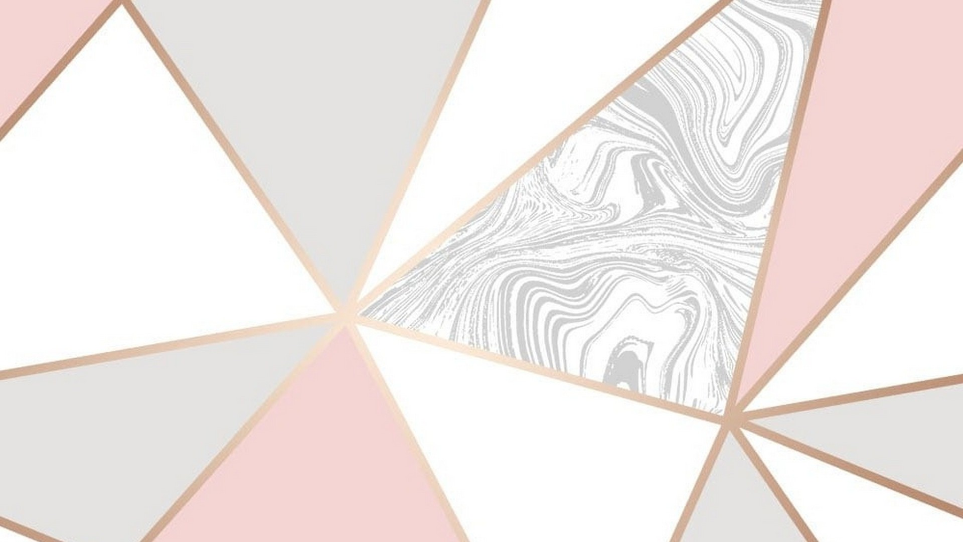 Wallpaper Rose Gold Marble Marble Background Rose Gold 1920x1080 Download Hd Wallpaper Wallpapertip