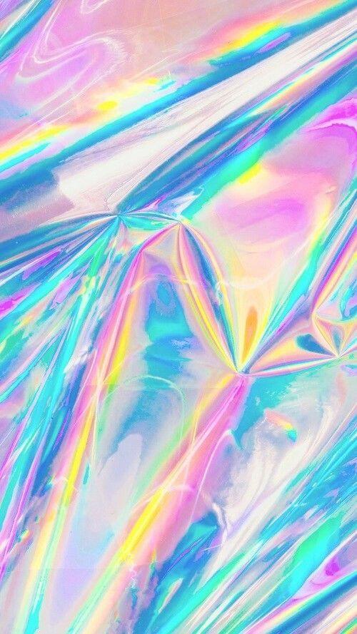 Holographic Wallpaper Hologram Background 500x889 Download Hd Wallpaper Wallpapertip