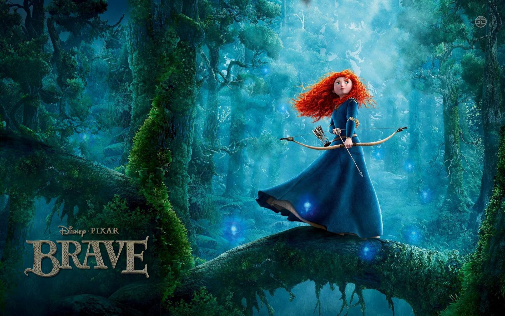 Brave Movie Disney Movie Wallpapers Hd 1920x1200 Download Hd Wallpaper Wallpapertip