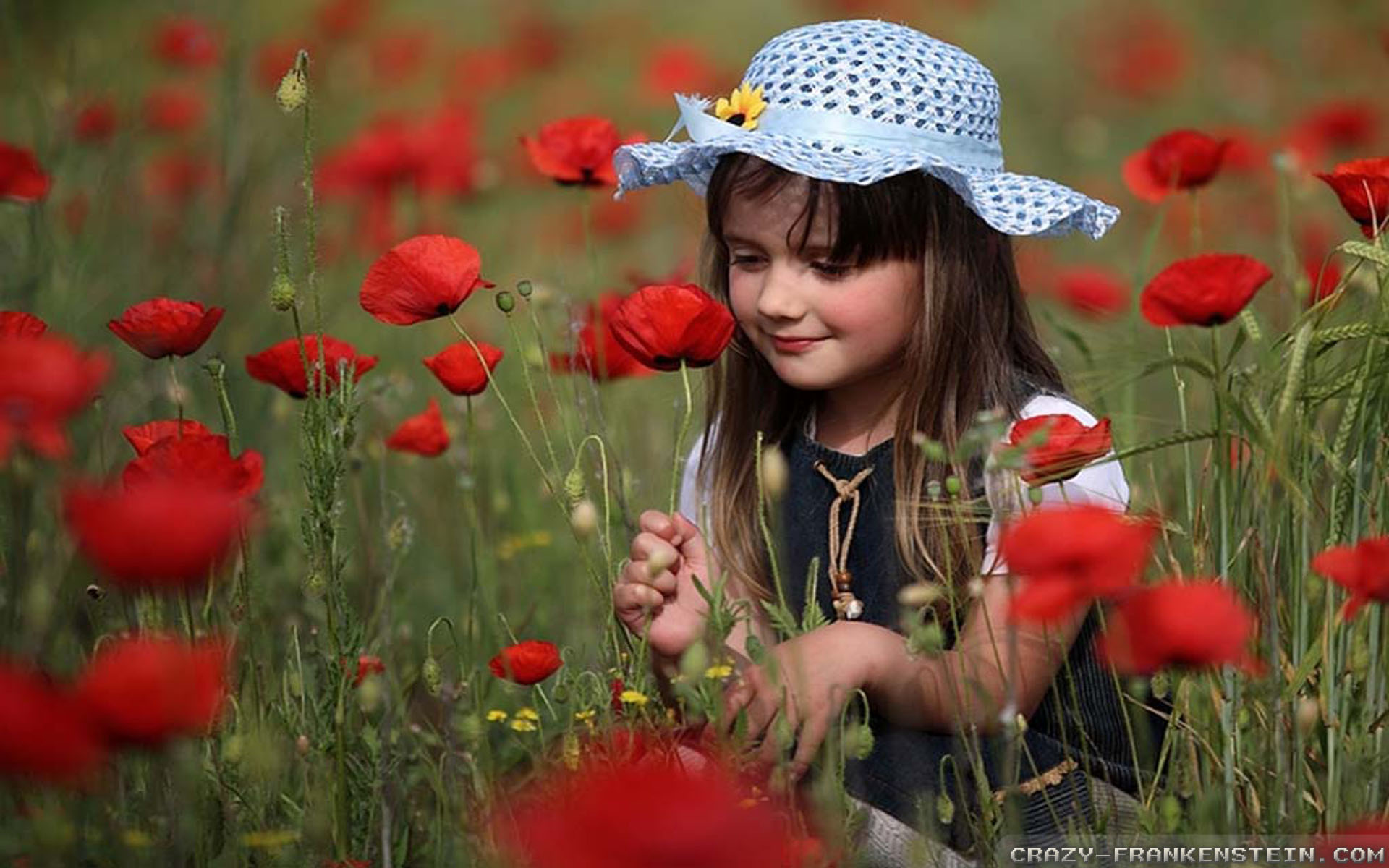 Cute Baby Girl Pics For Facebook Profile Flower Cute Baby 1920x1200 Download Hd Wallpaper Wallpapertip