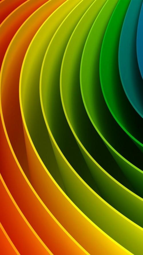 Design Samsung J2 Prime Hd Wallpaper Backgrounds Rainbow 3d Colours 500x888 Download Hd Wallpaper Wallpapertip