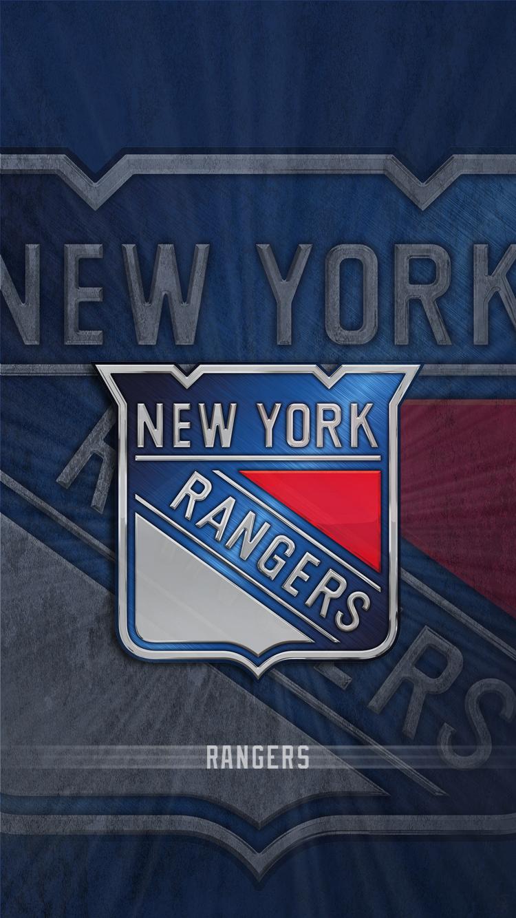 New York Rangers Mobile Wallpaper New York Rangers Iphone 750x1334 Download Hd Wallpaper Wallpapertip