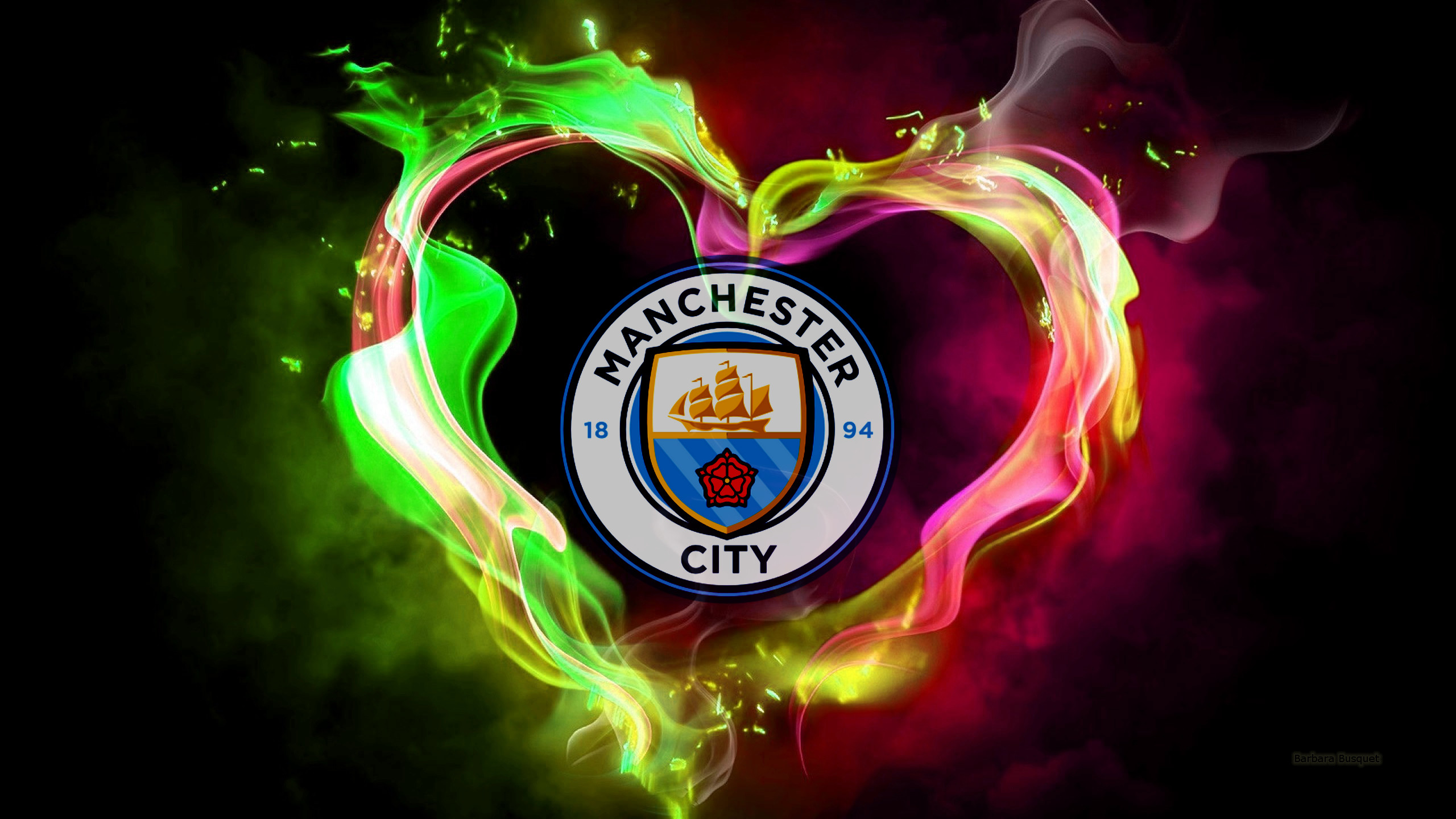 Manchester City Wallpaper - 2560x1440 - Download HD ...