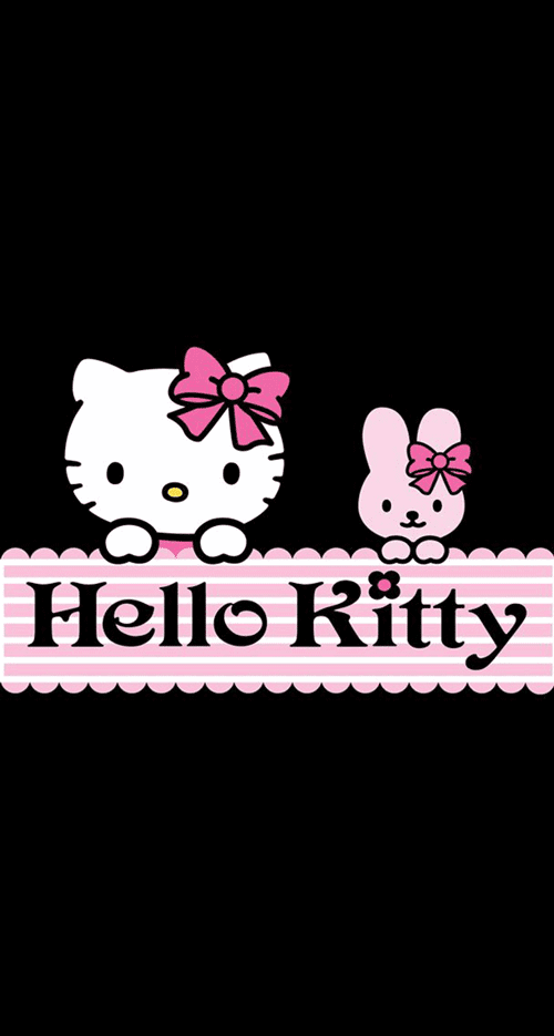 Hello Kitty Fond D Ecran Whatsapp Hello Kitty 500x935 Wallpapertip