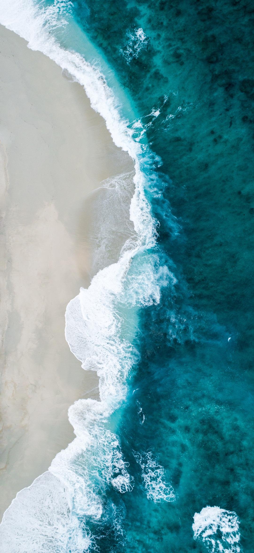 Samsung Galaxy A50 Wallpapers Sea Wallpaper Iphone 11 1080x2340 Download Hd Wallpaper Wallpapertip