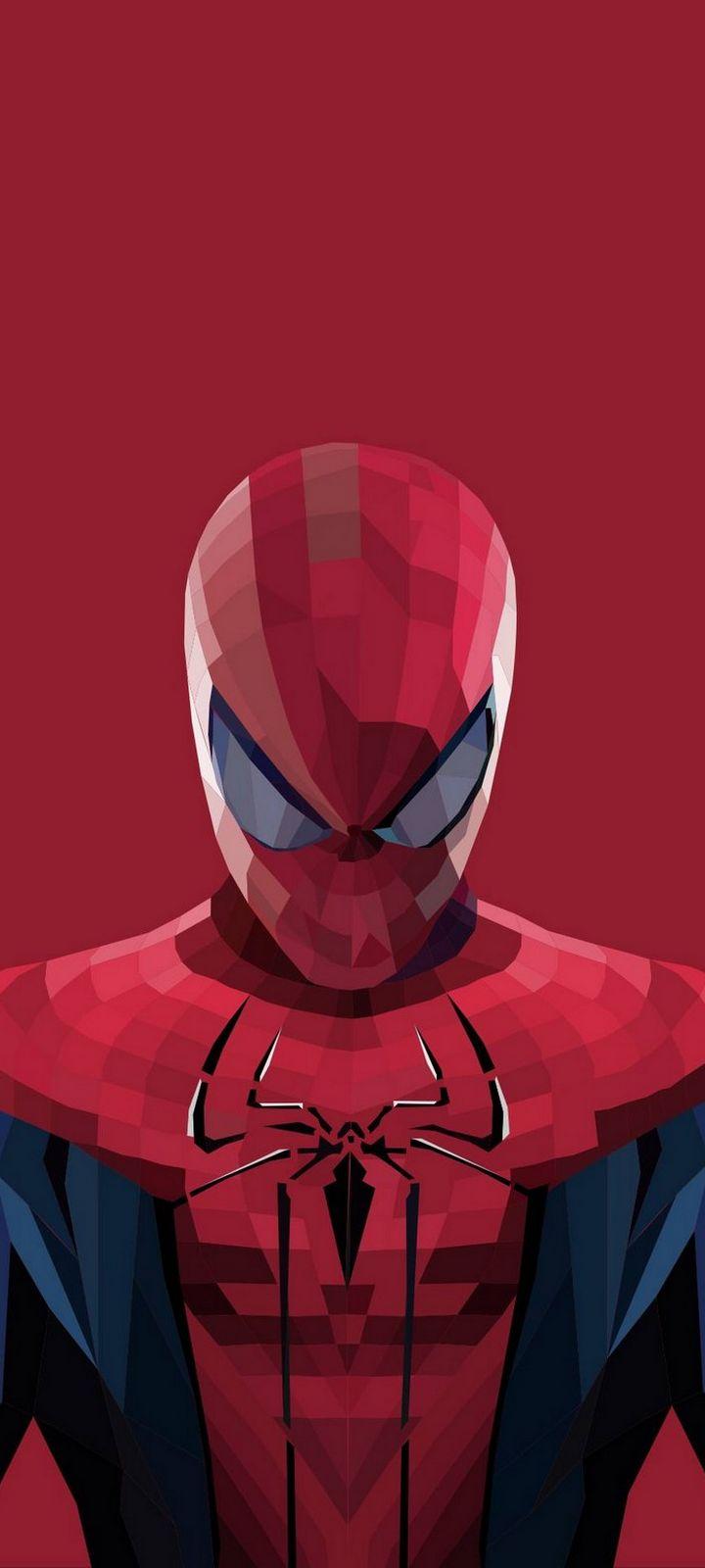 Superhero Spiderman Cartoon Wallpaper Iphone Spiderman Wallpaper 4k 720x1600 Download Hd Wallpaper Wallpapertip