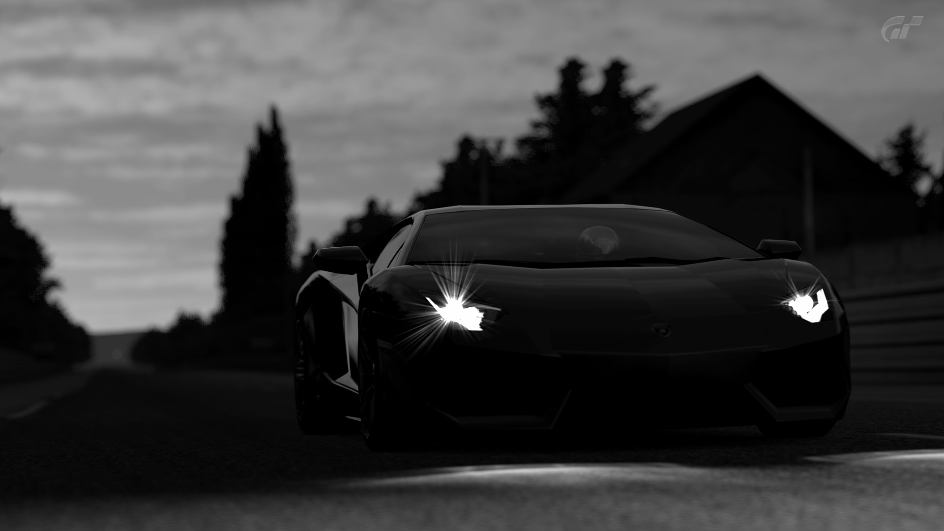 1920x1080 Dark Black Lamborghini Car Wallpaper Hd Black Car Wallpaper 4k 1920x1080 Download Hd Wallpaper Wallpapertip