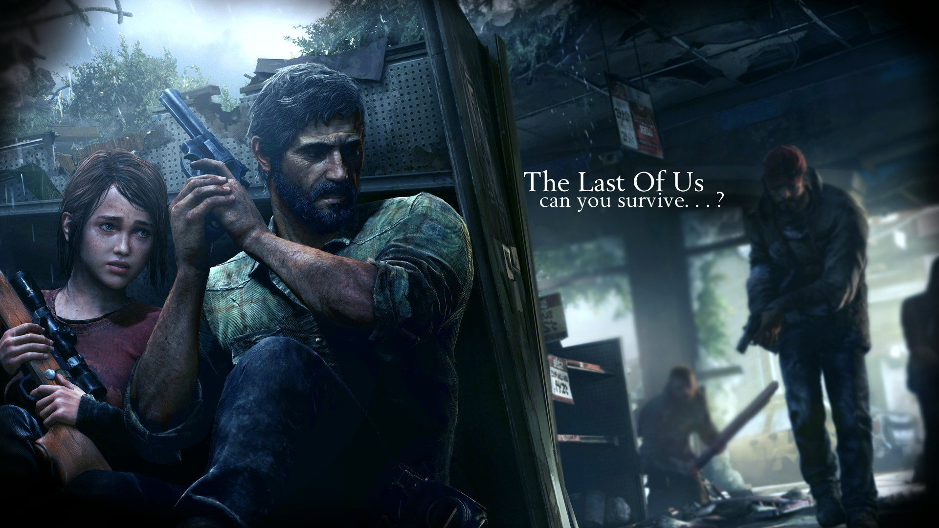 The Last Of Us Wallpaper Hd Hd Wallpapers 4k Pc The Last Of Us 1920x1080 Download Hd Wallpaper Wallpapertip