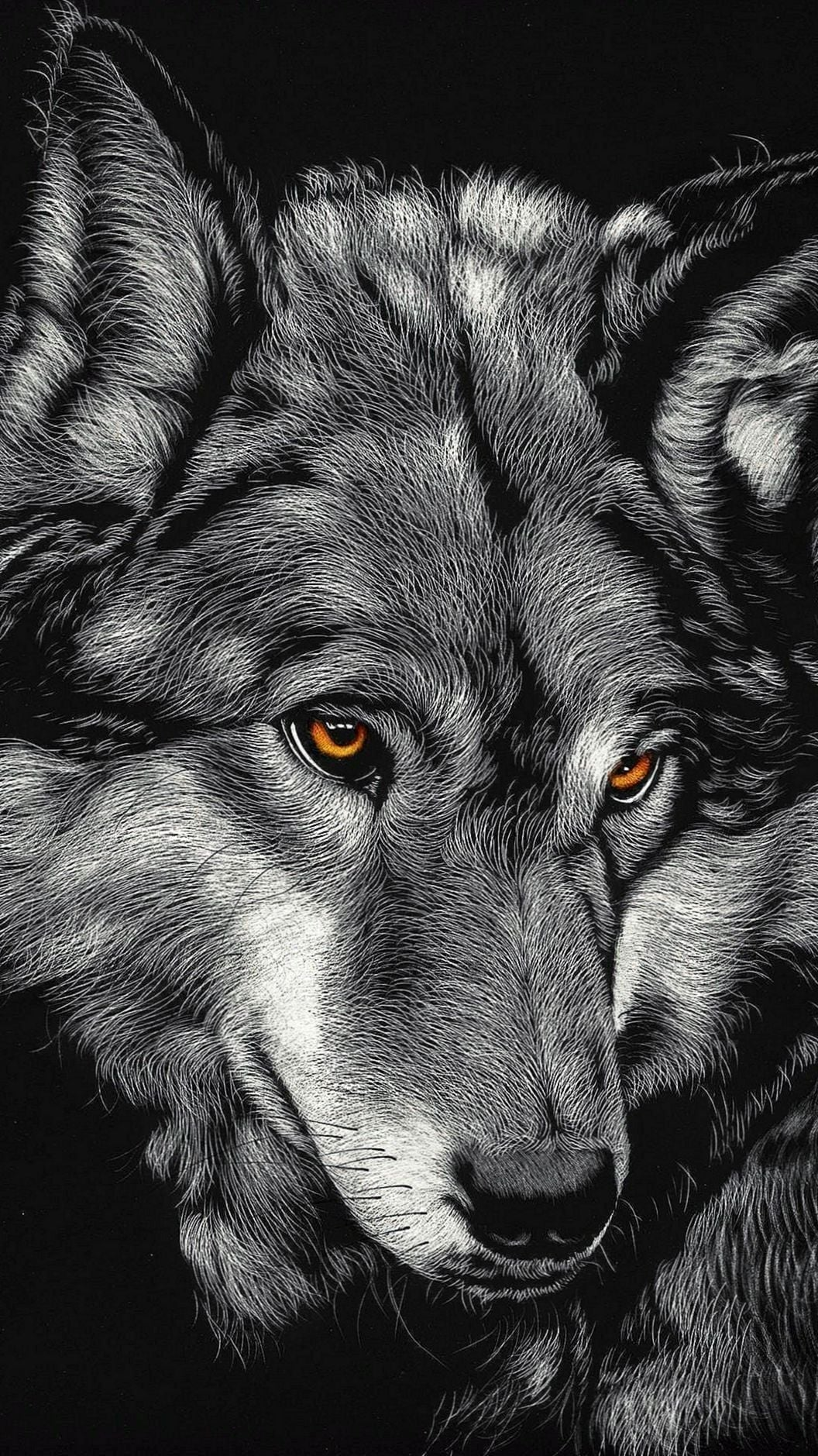 Iphone 6s Plus Wolf Wallpaper Iphone 11 Pro Wallpaper 4k Hd Wolf 1056x1879 Download Hd Wallpaper Wallpapertip