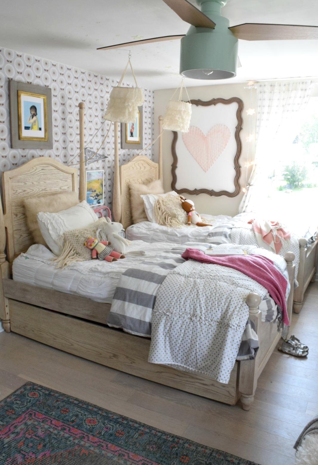 Teenage Girl Shared Bedroom Ideas 1066x1559 Download Hd Wallpaper Wallpapertip