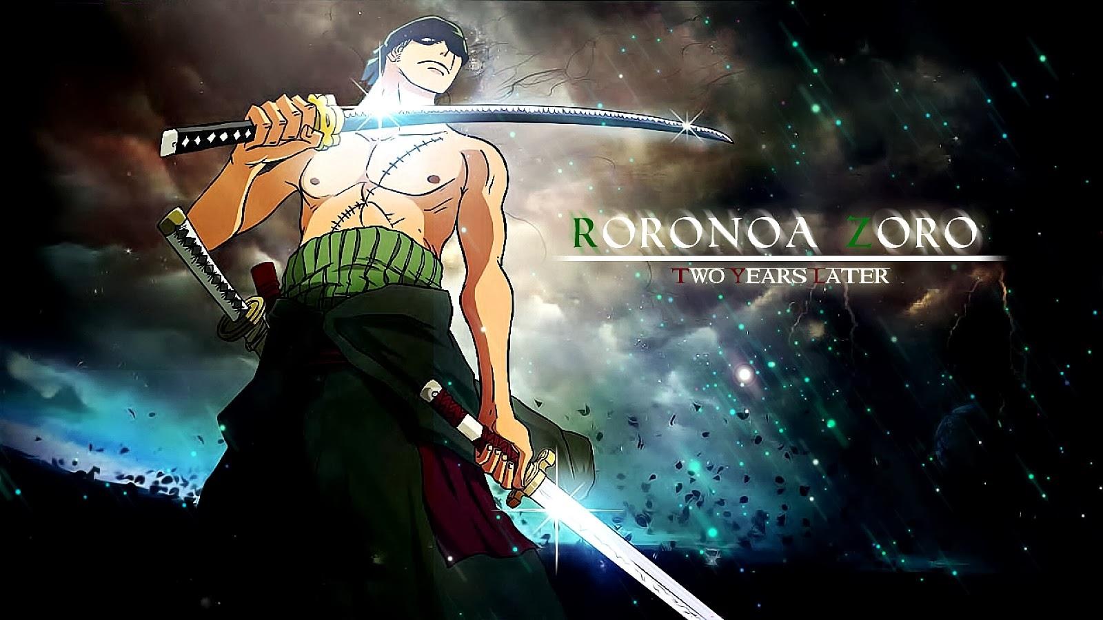 Download Roronoa Zoro Wallpapers Full Hd Download One Piece Zoro Attack 1600x900 Download Hd Wallpaper Wallpapertip