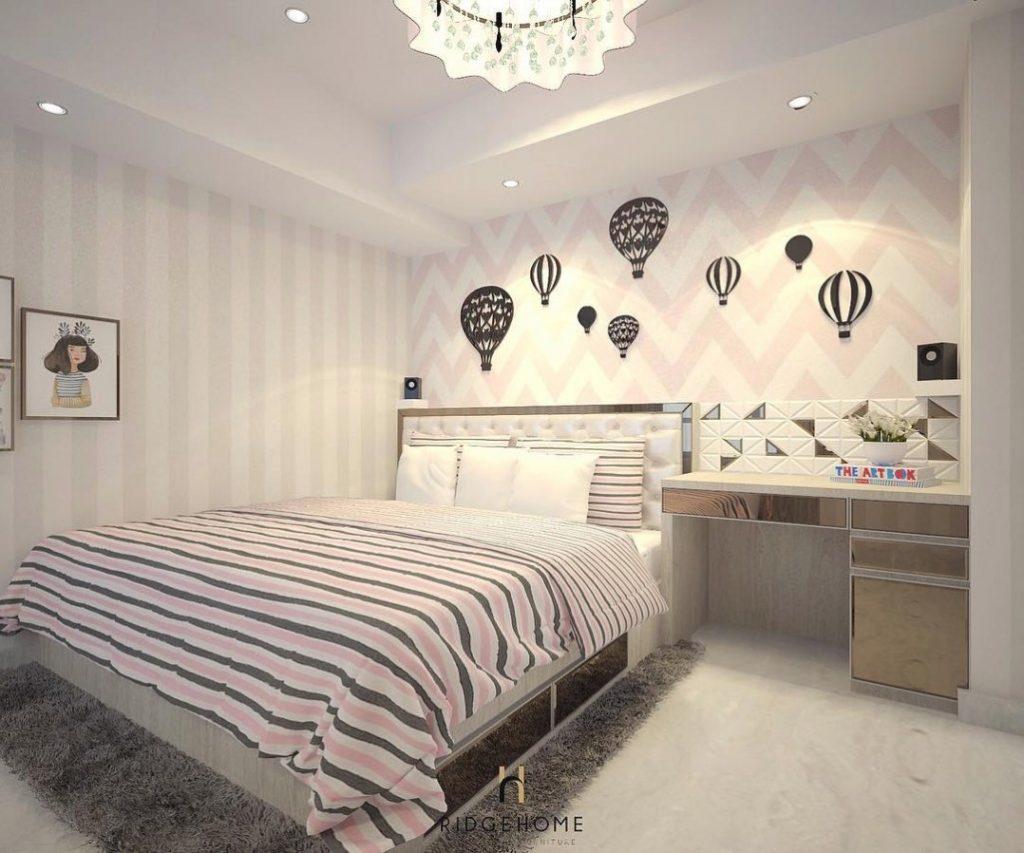 110 Wallpaper Dinding Kamar Anak Perempuan Dekorasi Kamar Tidur Remaja 1024x853 Download Hd Wallpaper Wallpapertip