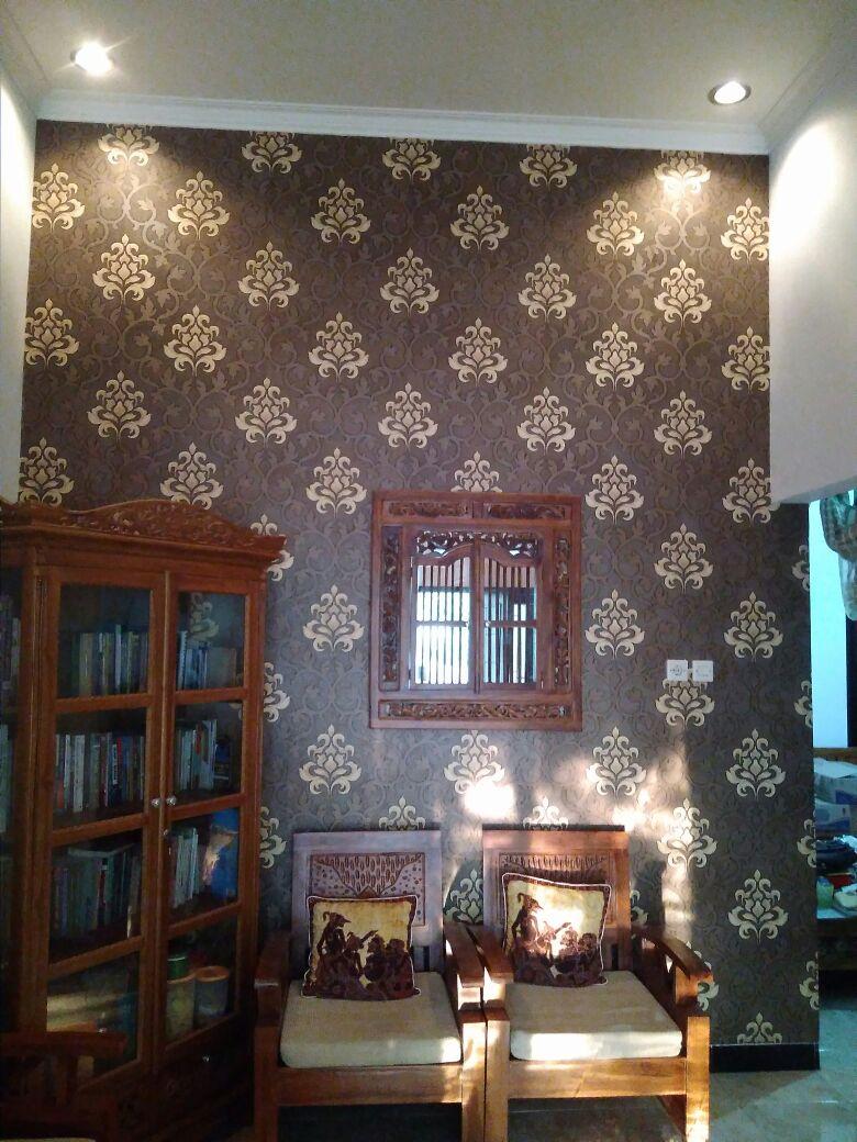 Wallpaper Klasik Motif Corak Cat Dinding 780x1040 Download Hd Wallpaper Wallpapertip