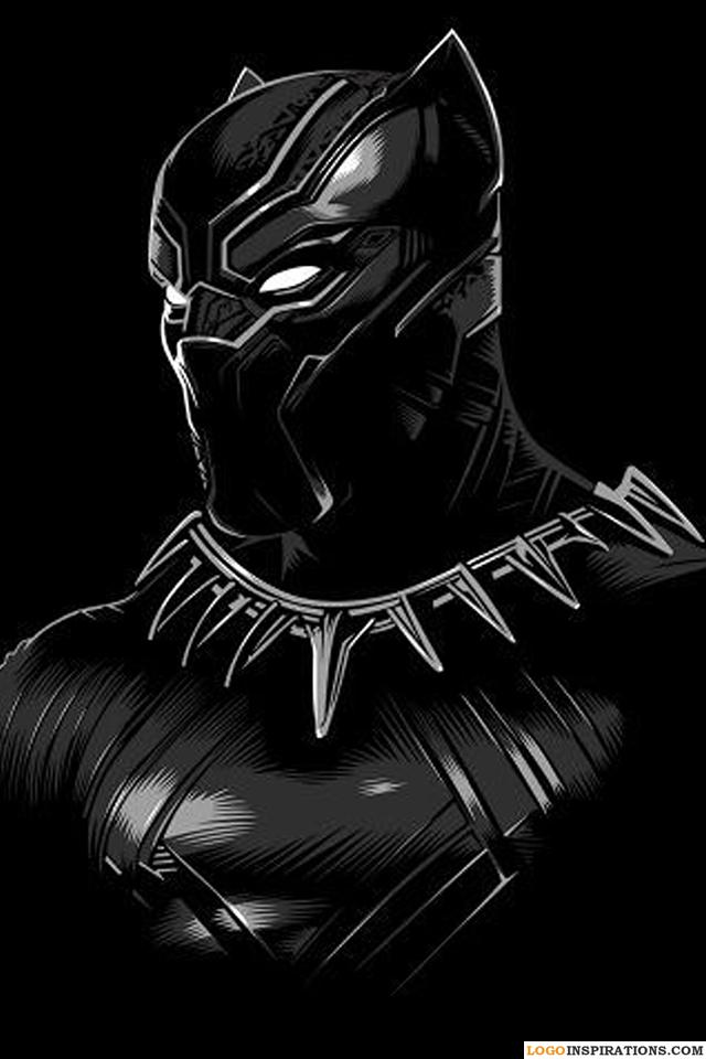 Black Panther Mobile Ultra Hd Black Wallpapers 4k 640x960 Download Hd Wallpaper Wallpapertip