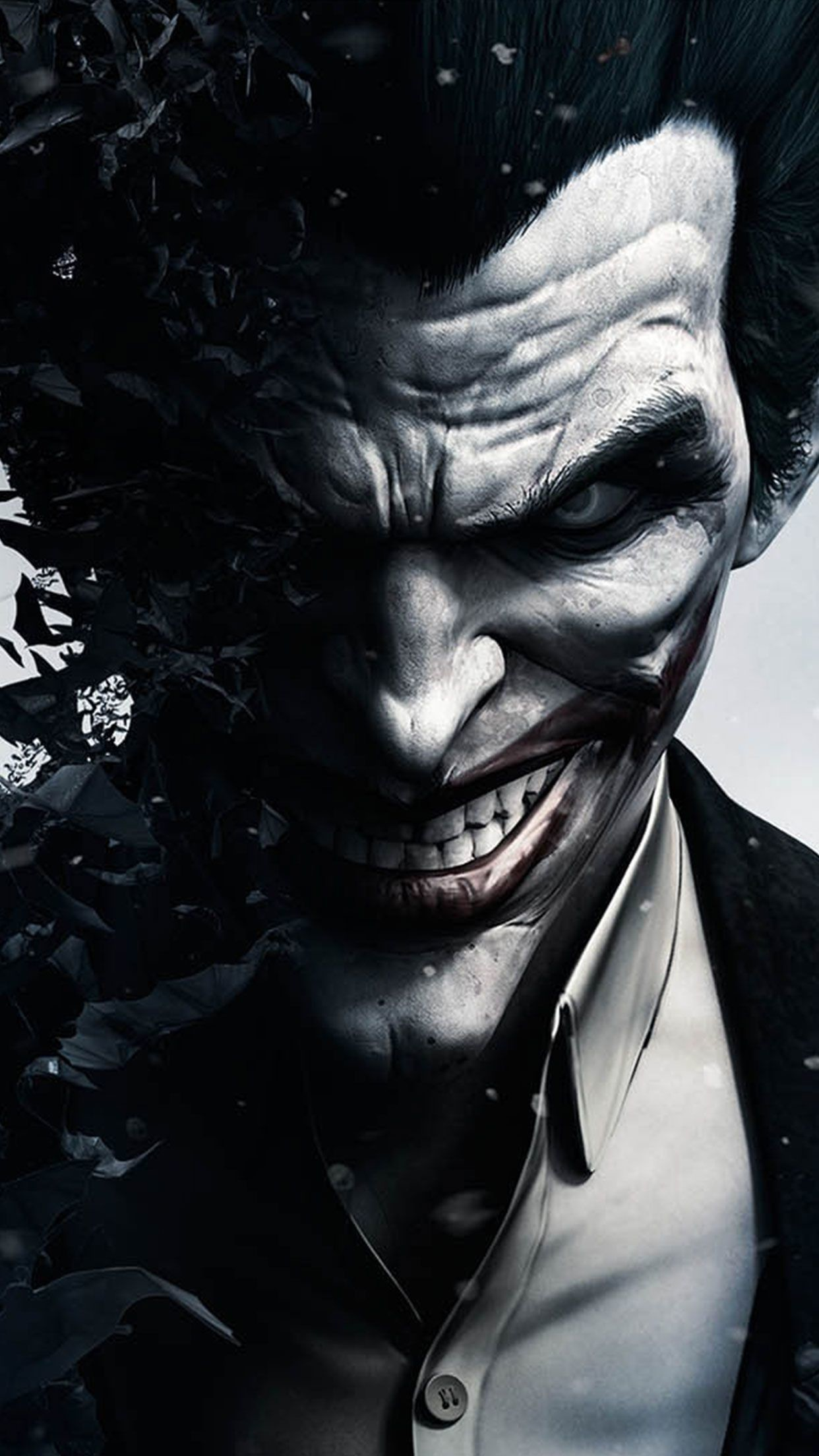 4k Ultra Hd Joker Wallpapers Hd Desktop Backgrounds Best Joker Wallpaper Hd 1080x1920 Download Hd Wallpaper Wallpapertip