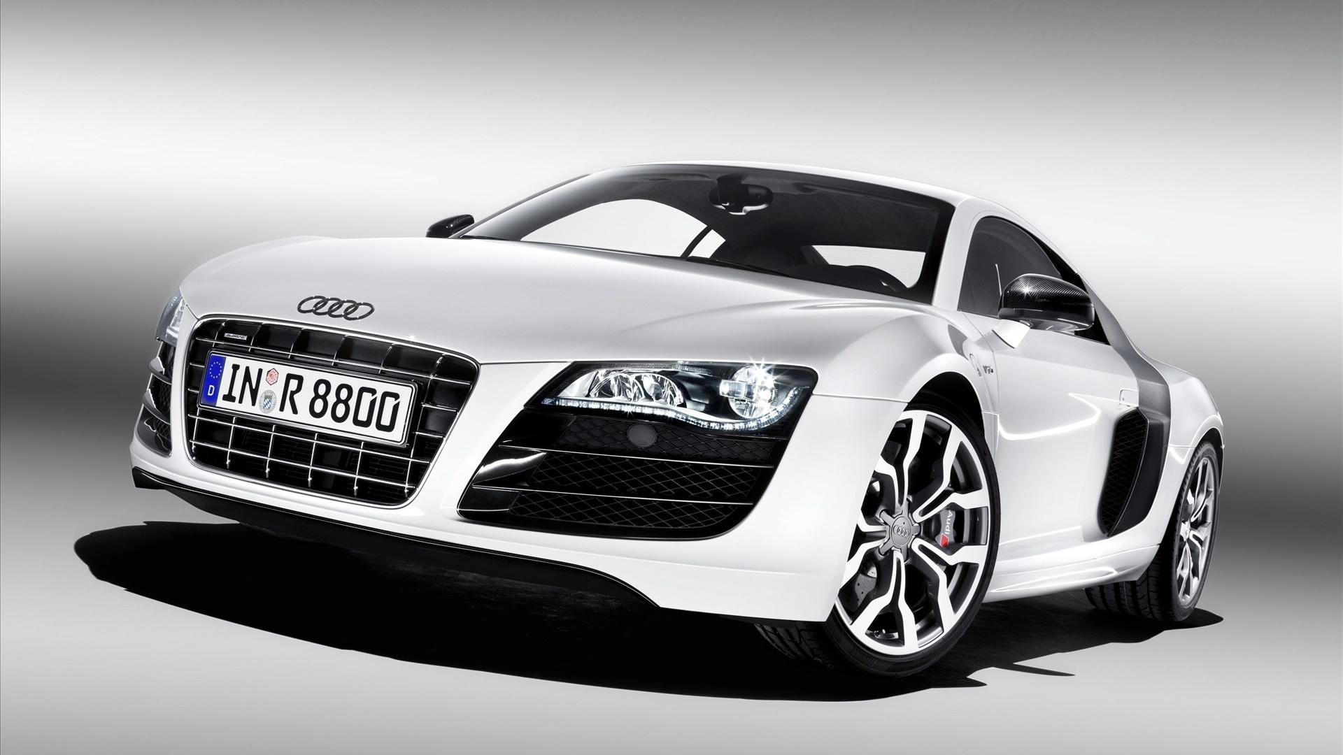 Audi Car Wallpaper Audi R8 V10 1920x1080 Download Hd Wallpaper Wallpapertip
