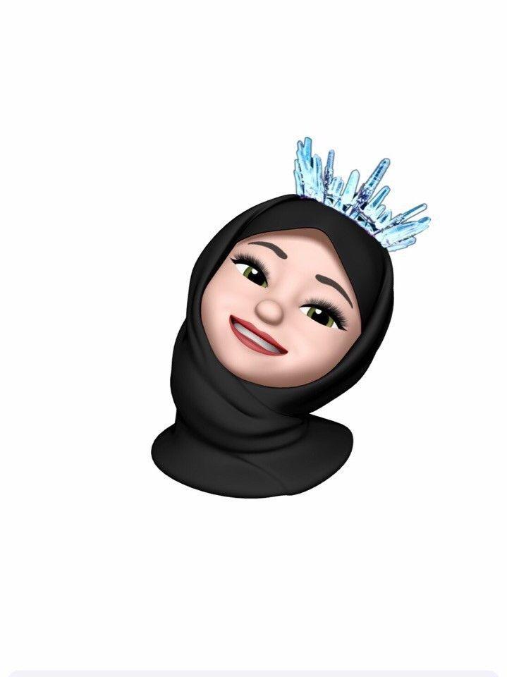 Apple Girl Animoji Hijab 719x960 Download Hd Wallpaper Wallpapertip
