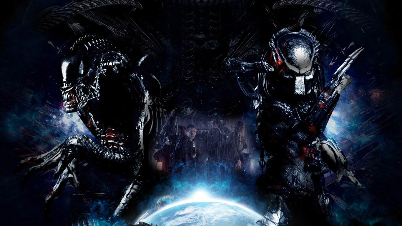 Dark Predator Wallpapers 1080p Best Wallpapers 1080p Alien Vs Predator Background 1366x768 Download Hd Wallpaper Wallpapertip