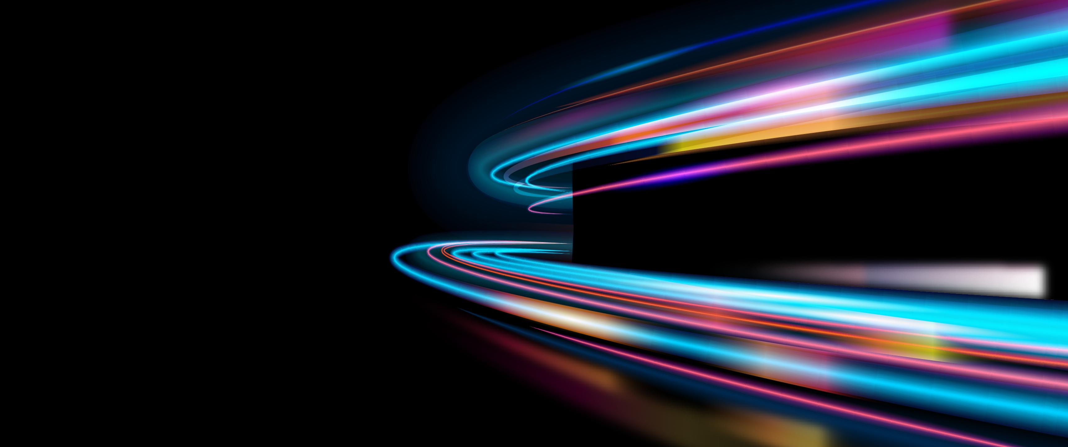 Ultrawide Wallpaper 4k Neon - 3440x1440 - Download HD ...