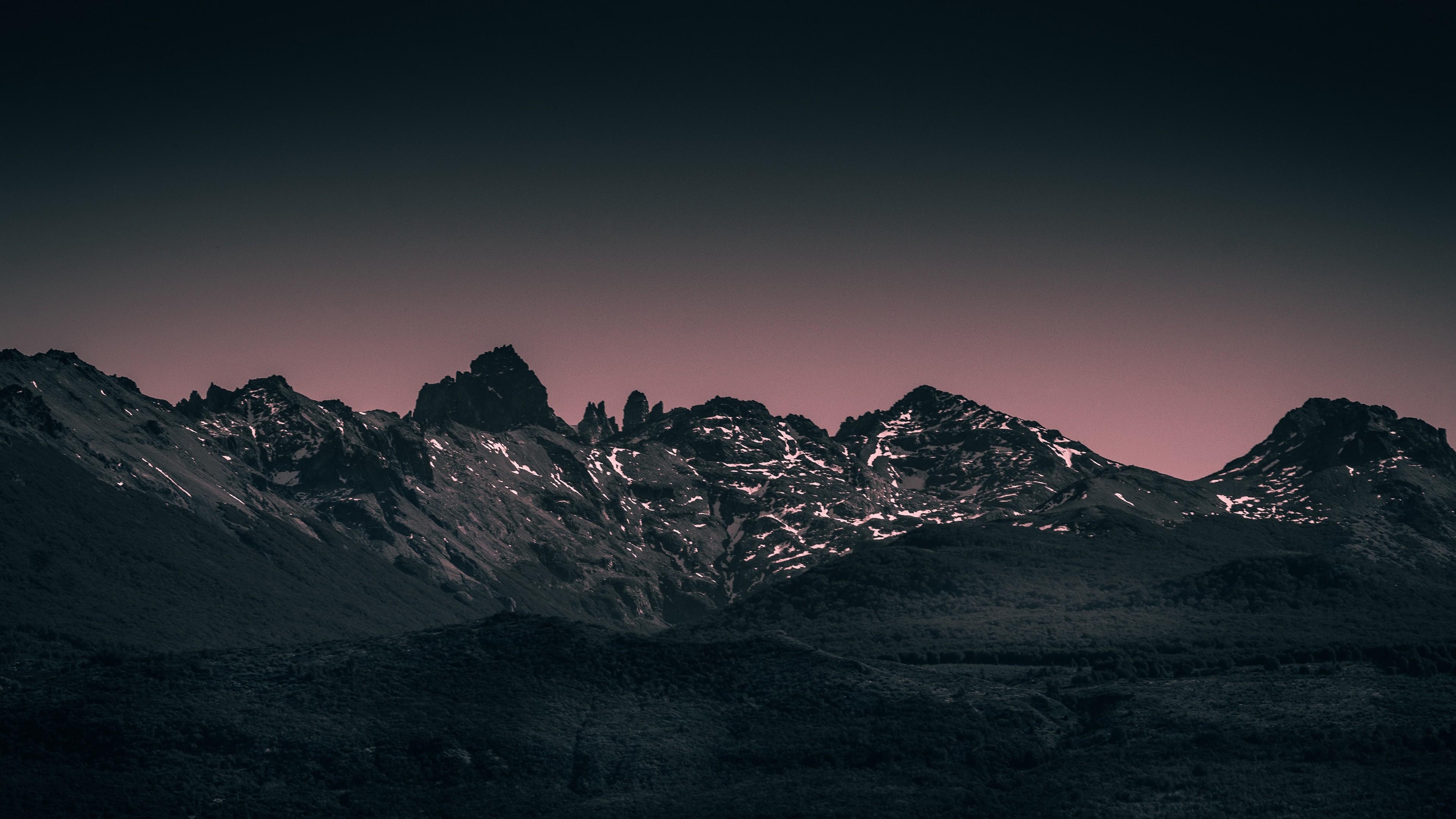 Landscape 4k Mountains 3840x2160 Download Hd Wallpaper Wallpapertip