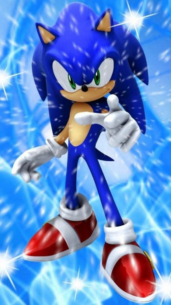 Sonic Android Wallpaper Image Sonic The Hedgehog Mobile 562x1000 Download Hd Wallpaper Wallpapertip