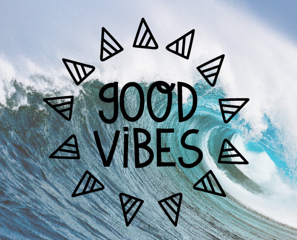 Good Vibes Wallpaper For Laptop - 612x495 - Download HD ...