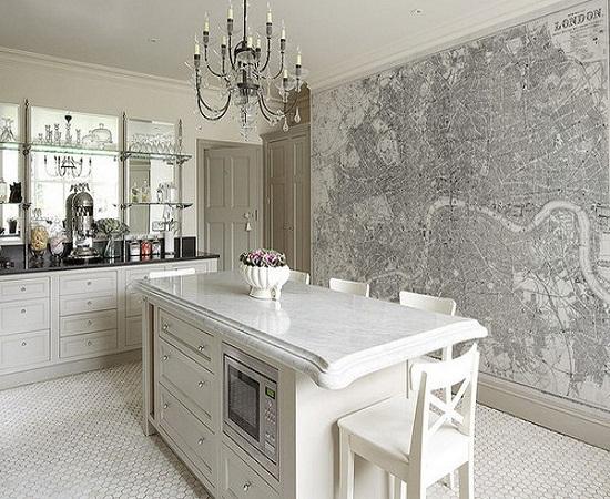 Küchentapeten Ideen weiß - Küchentapete b & q - 7x7 - WallpaperTip