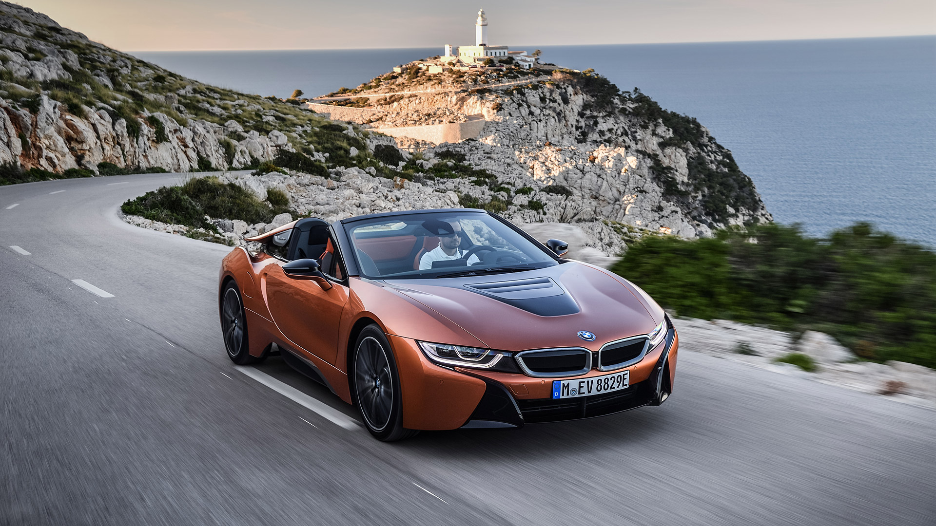 Bmw I8 1920x1080 Download Hd Wallpaper Wallpapertip