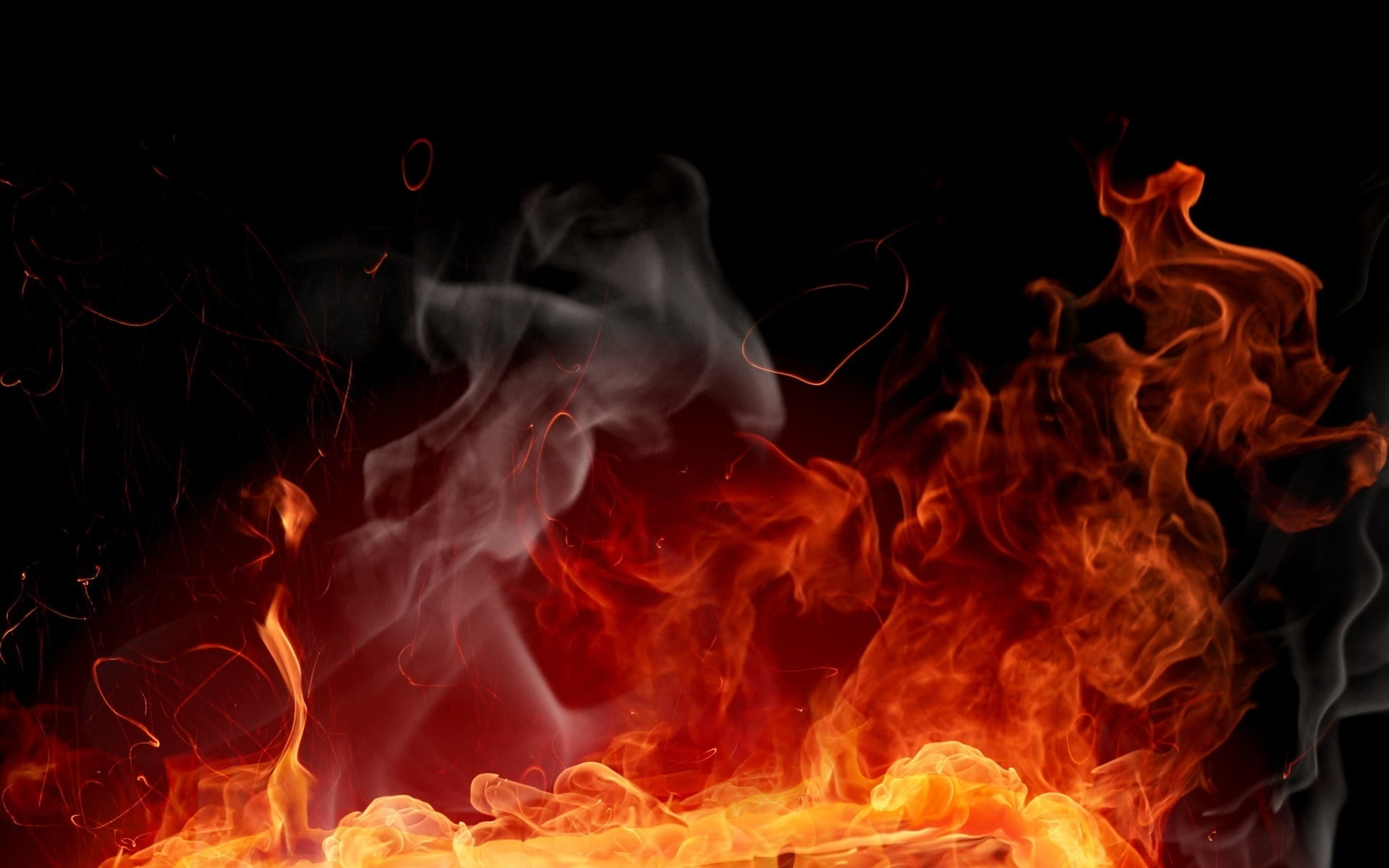 Fire Abstract Backgrounds 1600x1000 Download Hd Wallpaper Wallpapertip